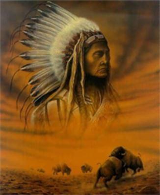 Xamanismo as 4 dire es e os animais de poder - Fogli da colorare nativo americano ...